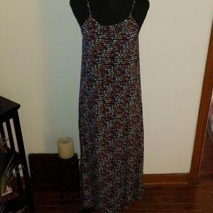 Merona Colorful Maxi Dress